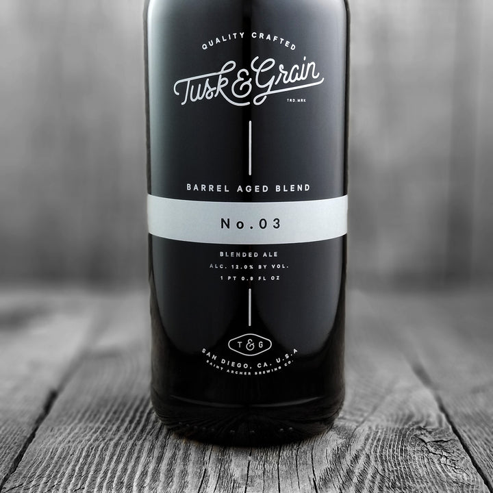 Tusk & Grain Barrel Aged Blend No. 03