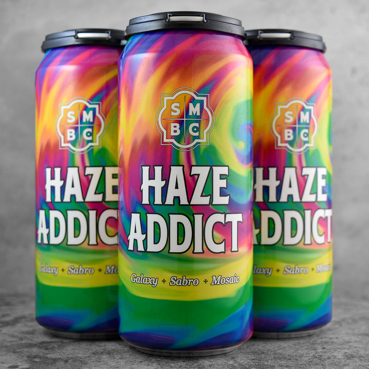 Santa Maria Brewing Co. Haze Addict