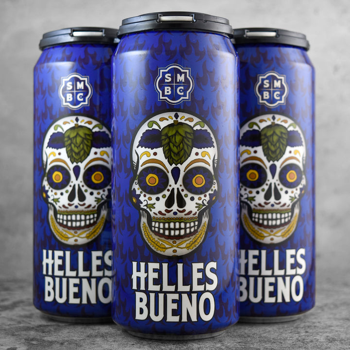 Santa Maria Brewing Co. Helles Bueno