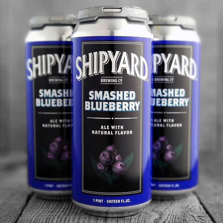 Shipyard Smashed Blueberry