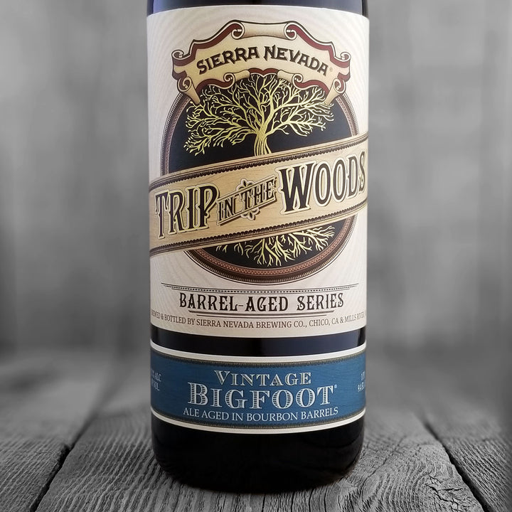 Sierra Nevada Trip In The Woods Vintage Bigfoot