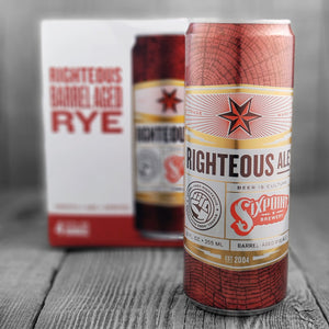 Sixpoint Righteous Ale
