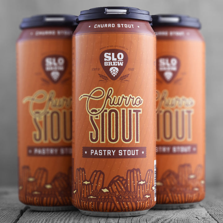 Slo Brew Churro Stout