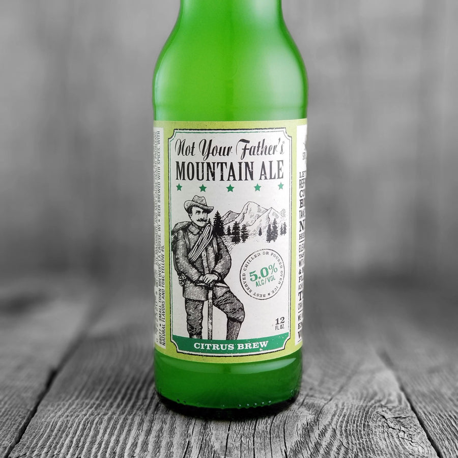 Small Town Not Your Father's Mountain Ale