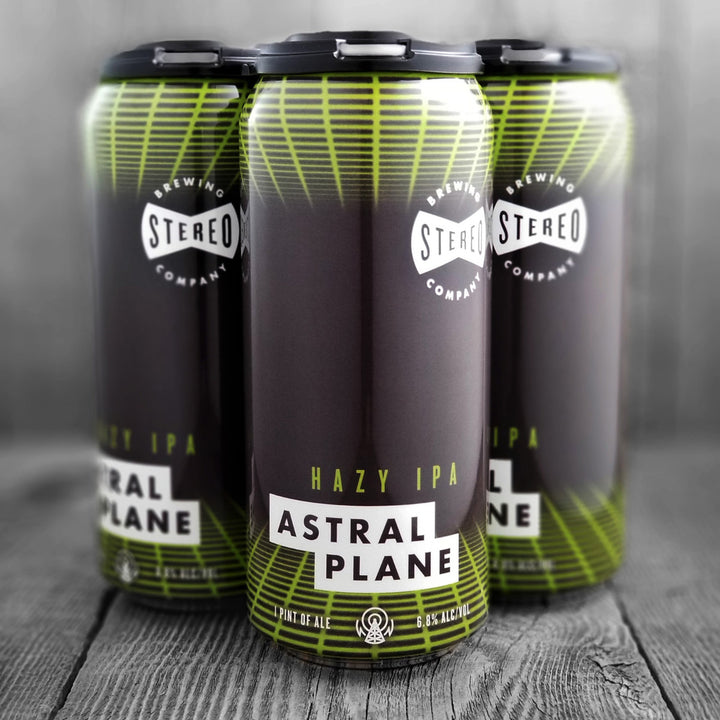 Stereo Brewing Astral Plane