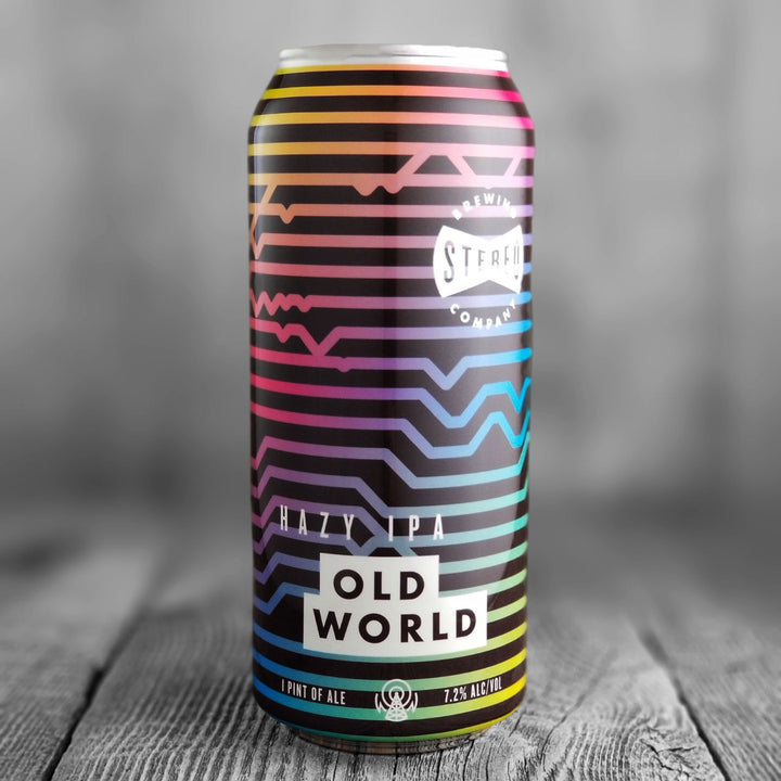 Stereo Brewing Old World