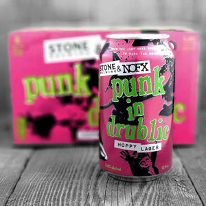 Stone Brewing + NOFX Punk in Drublic