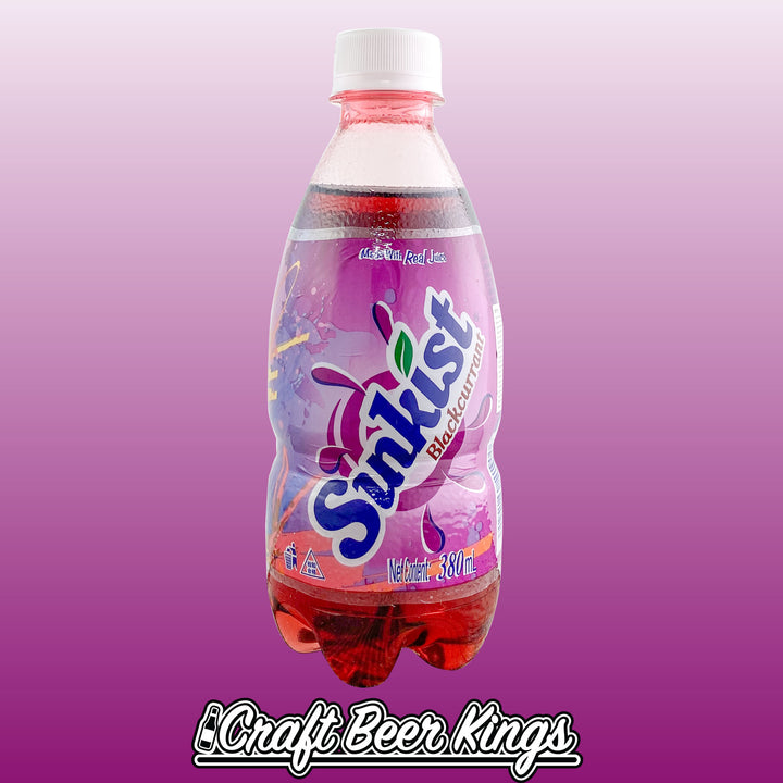Sunkist - Black Currant- China