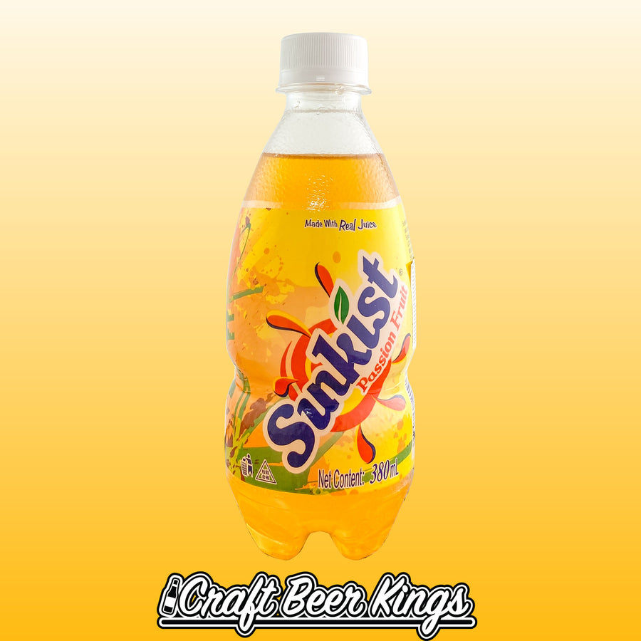 Sunkist - Passion Fruit - China