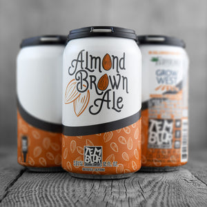 Temblor Almond Brown Ale