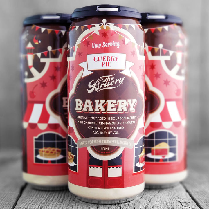 The Bruery Bakery - Cherry Pie