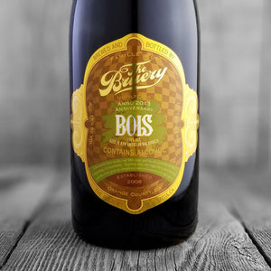The Bruery Bois American Oak Barrel Aged
