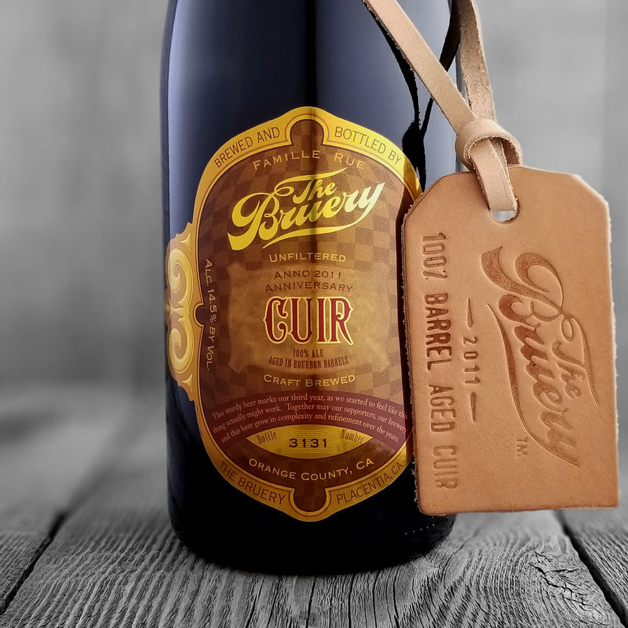 The Bruery Cuir 100% Barrel Aged
