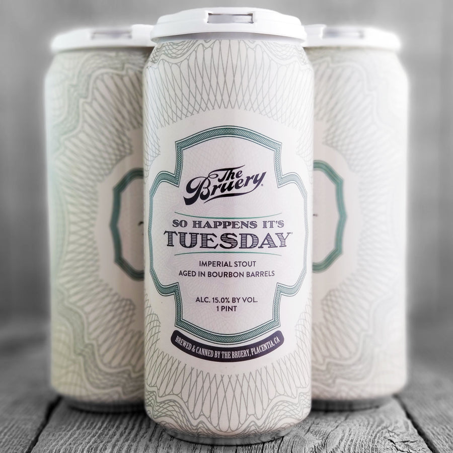 The Bruery So Happens It's Tuesday 2019