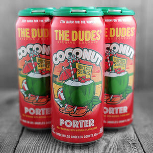 The Dudes' Coconut Porter