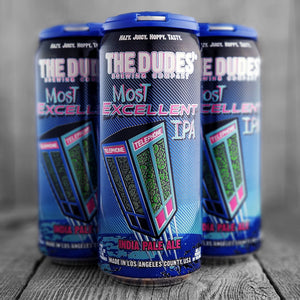 The Dudes' Most Excellent IPA
