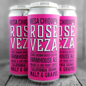 The Good Beer Rose Veza