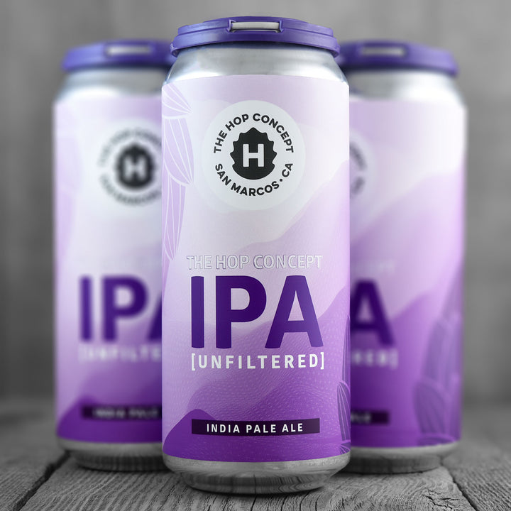 The Hop Concept IPA Unfiltered