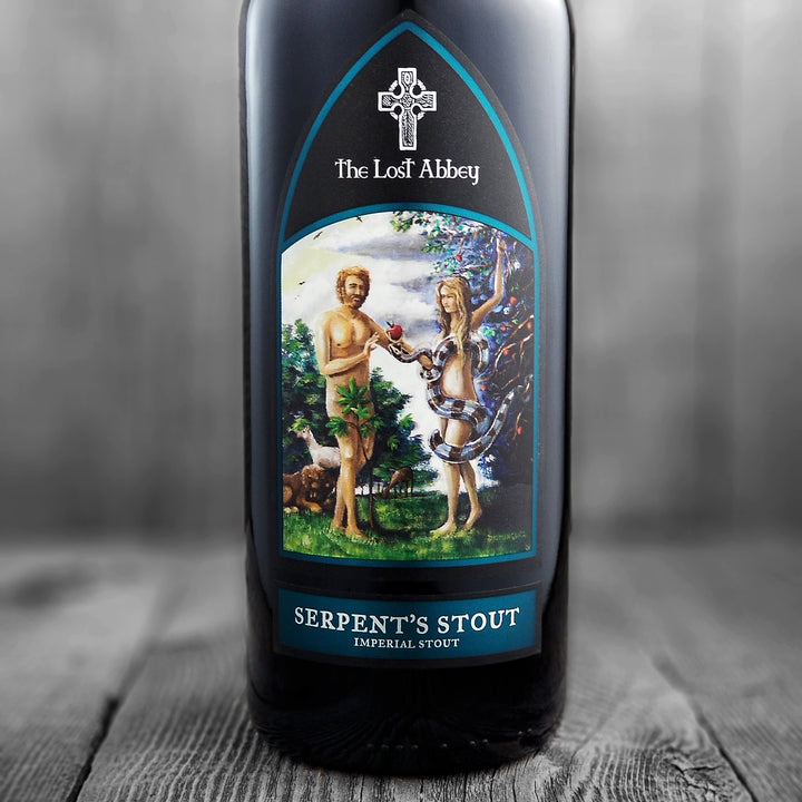The Lost Abbey Serpents Stout