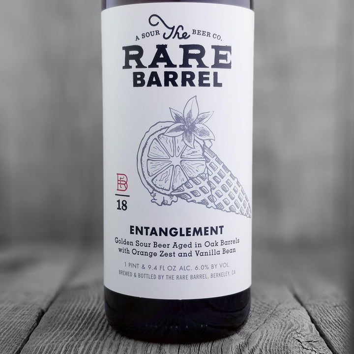 The Rare Barrel Entanglement