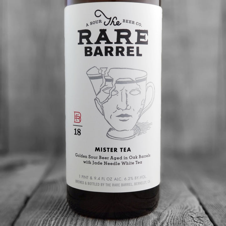 The Rare Barrel Mister Tea