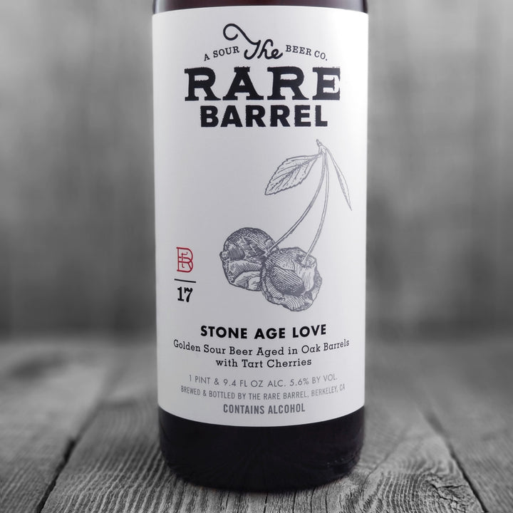 The Rare Barrel Stone Age Love