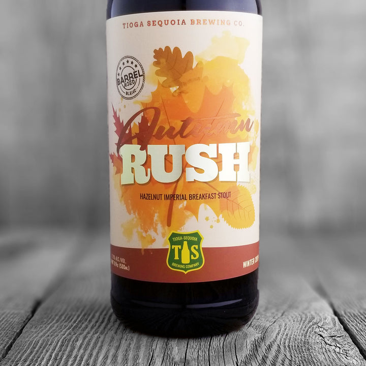 Tioga Sequoia Barrel aged Autumn Rush