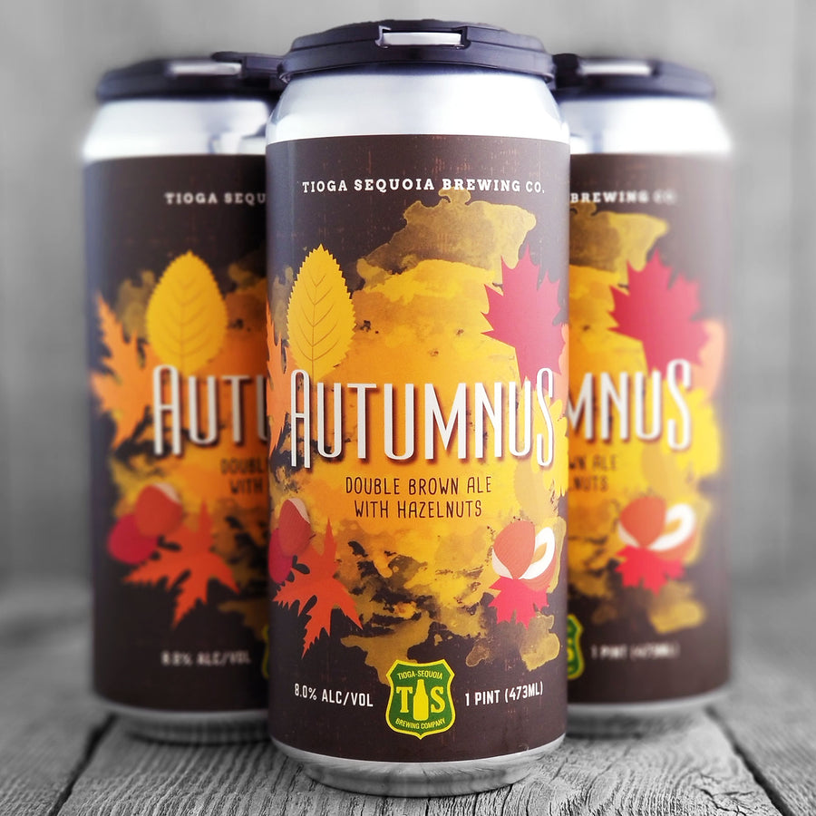 Tioga Sequoia Autumnus Hazelnut Brown