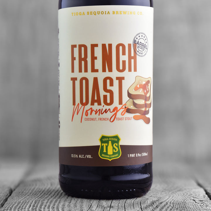Tioga Sequoia BA French Toast