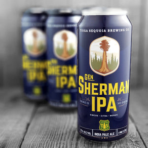 Tioga Sequoia General Sherman IPA