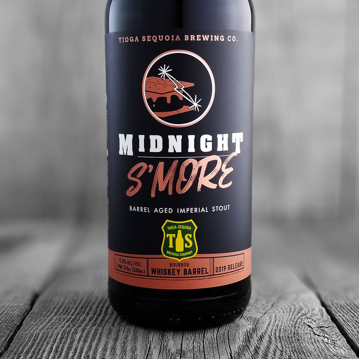 Tioga Sequoia Midnight S'more