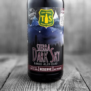 Tioga Sequoia Sierra Dark Sky Quad (Barrel Aged)