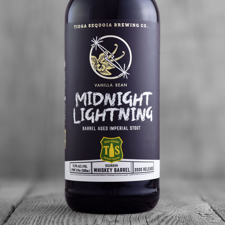 Tioga Sequoia BA Vanilla Bean Midnight Lightning