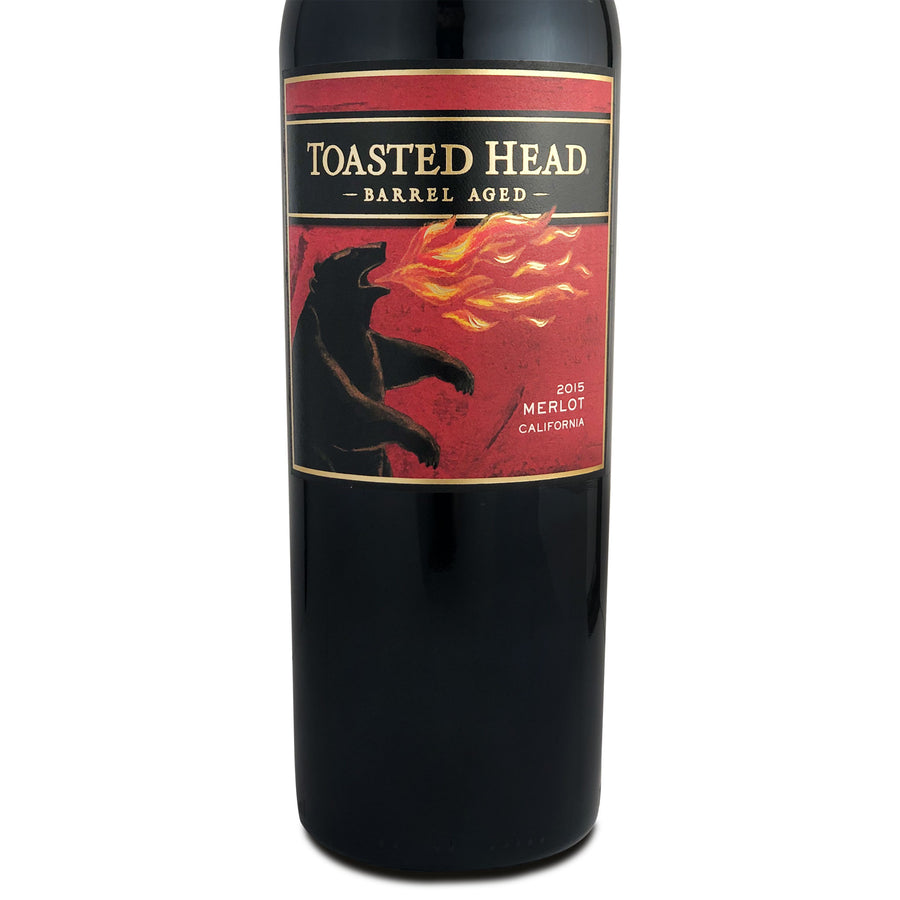 Toasted Head Merlot 2015