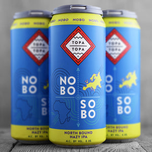 Topa Topa North Bound Hazy IPA