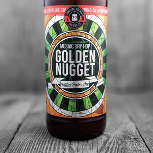Toppling Goliath Golden Nugget