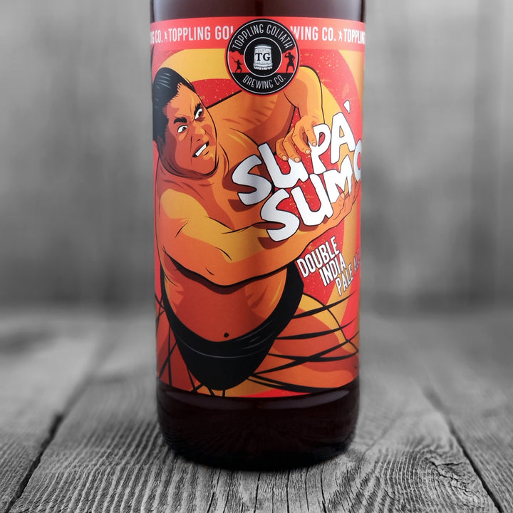 Toppling Goliath Suppa' Sumo