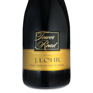 J. Lohr Tower Road Petite Sirah 2014
