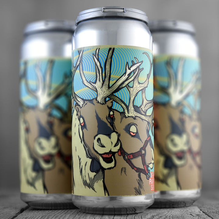 Tripping Animals Brewing Los Tres Renos