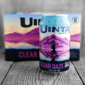Uinta Clear Daze Juicy IPA