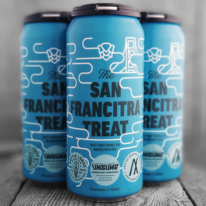 Unsung / Artifex / Bottle Logic The San Francitra Treat