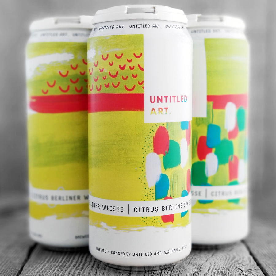 Untitled Art Citrus Berliner Weisse
