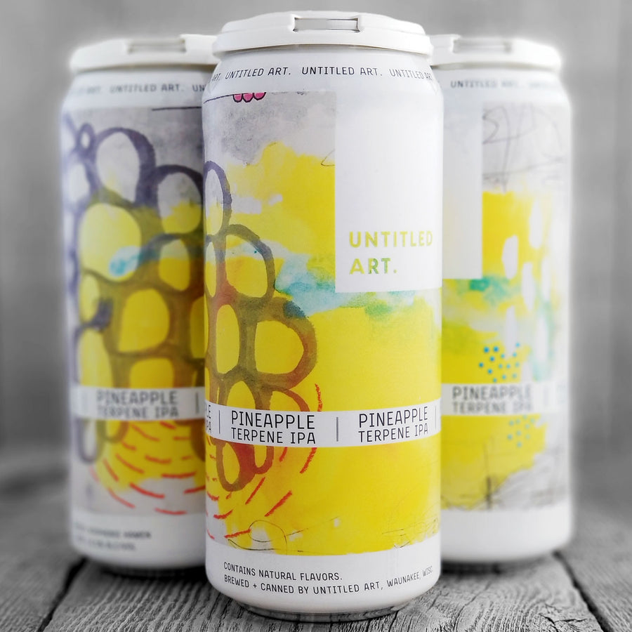 Untitled Art Pineapple Terpene IPA