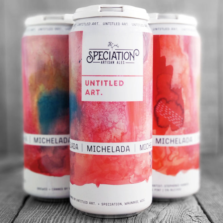 Untitled Art / Speciation - Michelada