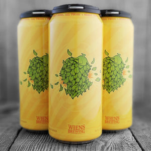 Wiens Beer Pressured