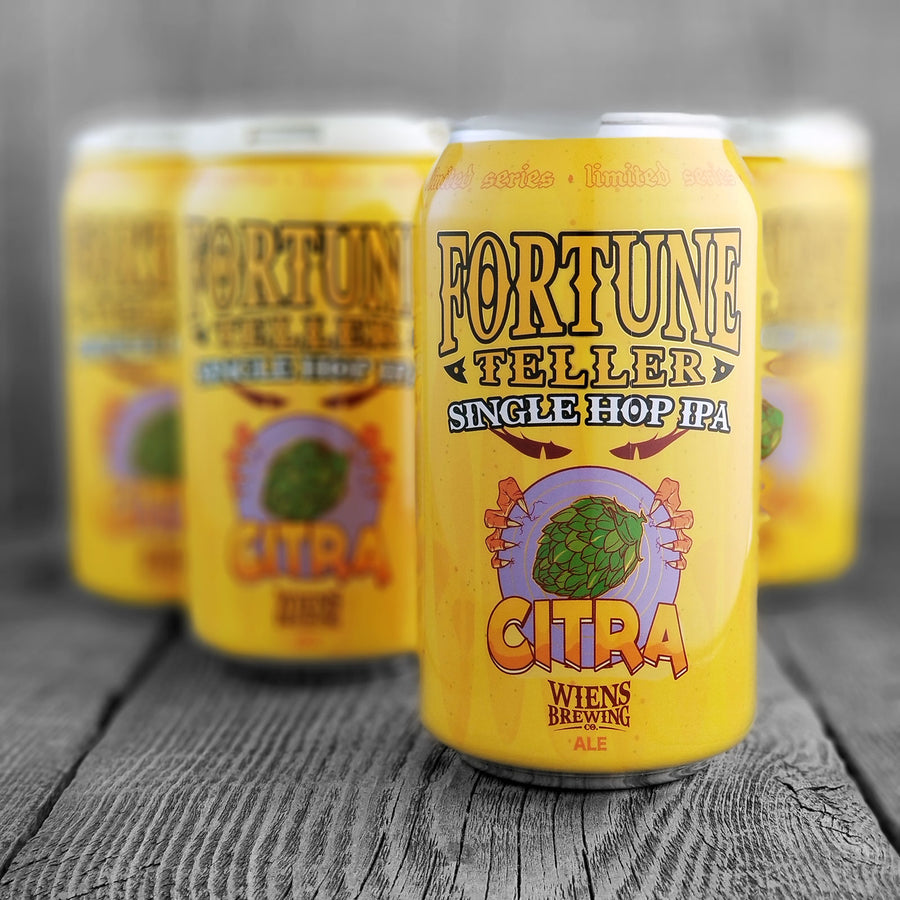 Wiens Fortune Teller Single Hop IPA Citra