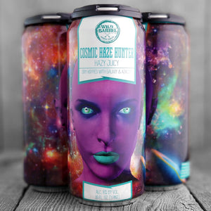 Wild Barrel Cosmic Haze Hunter
