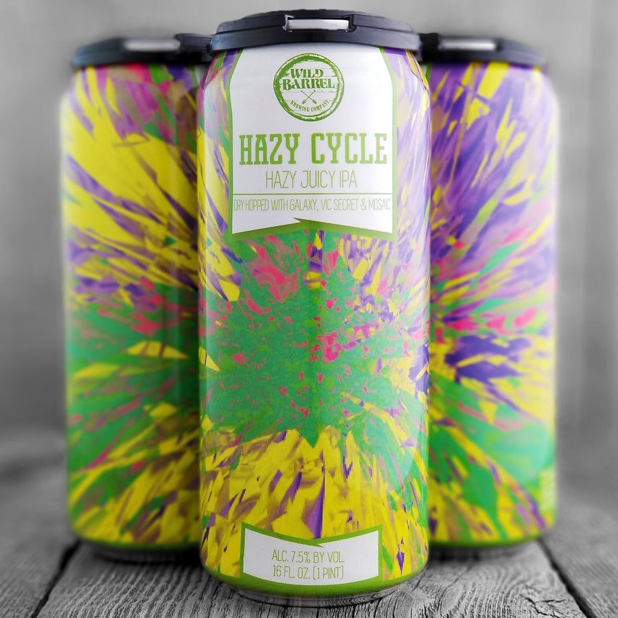 Wild Barrel Hazy Cycle