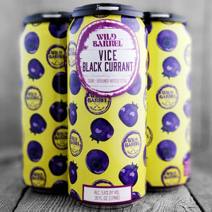 Wild Barrel Vice Black Currant