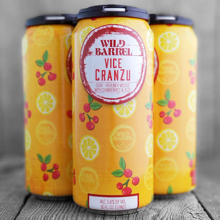 Wild Barrel Vice CranZu